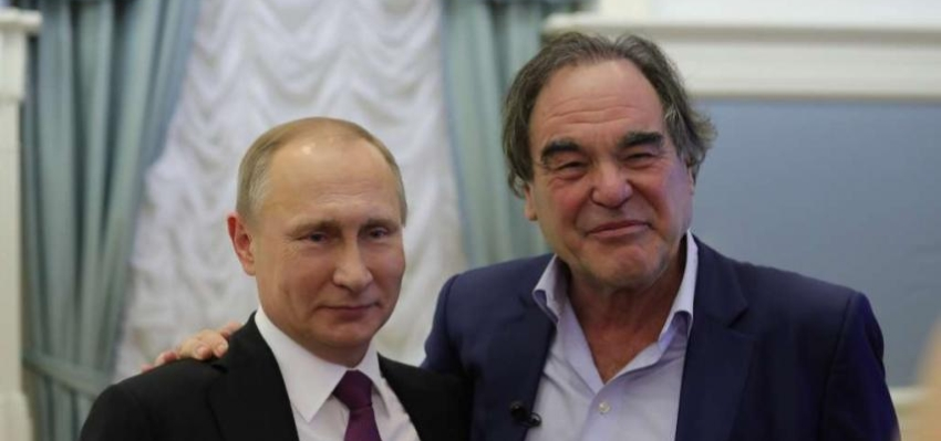 """Book of the Week: """"The full transcripts of the Putin interviews"""" by OliverStone"""