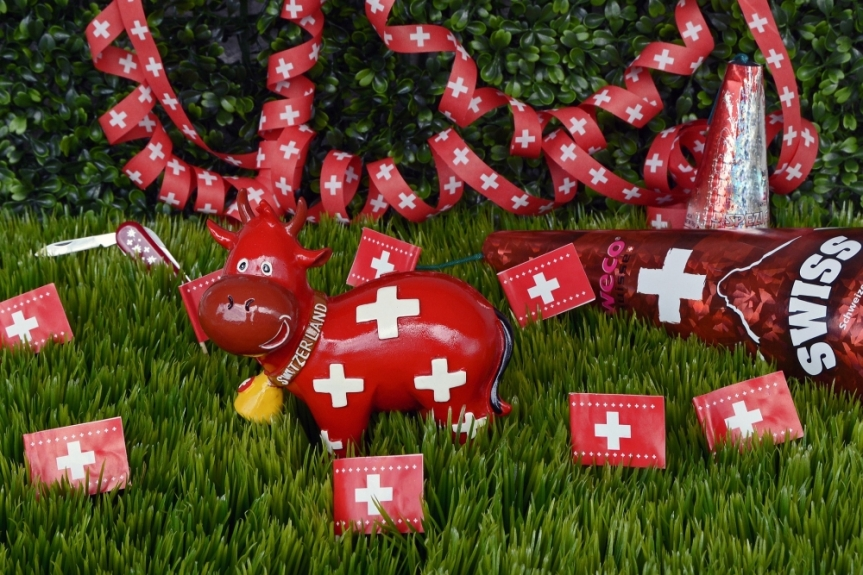 Fête nationale suisse / Swiss National Day