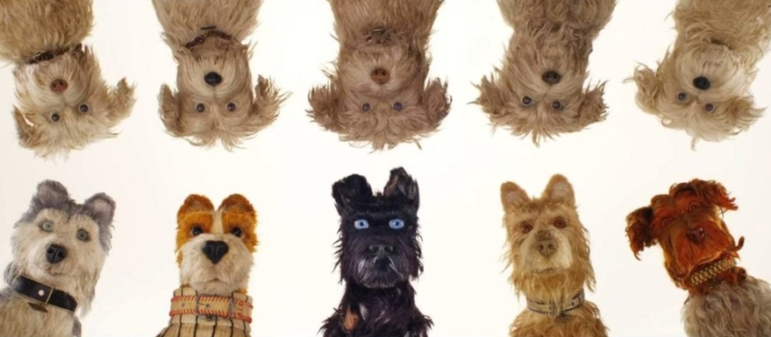 "Film of the Week: ""Isle of dogs"" by Wes Anderson"