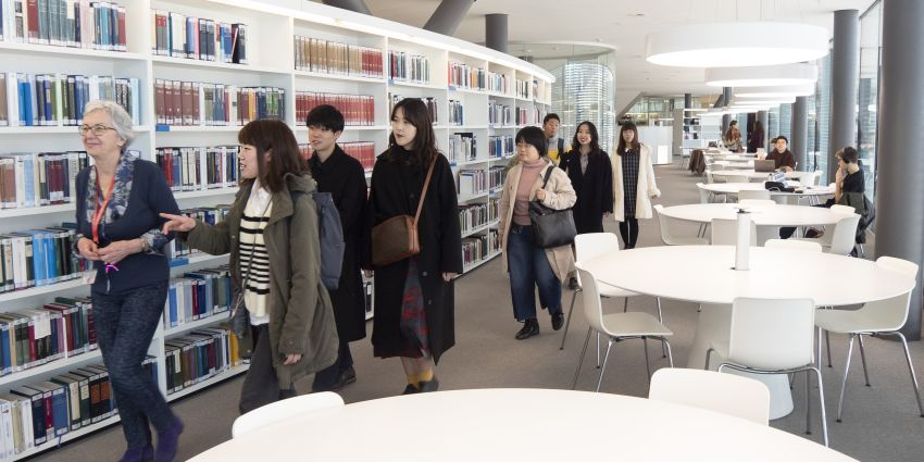 Feeling lost in theLibrary?
