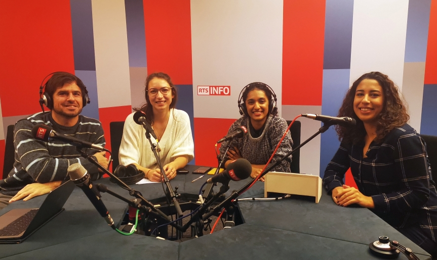 Introducing Geneva Intl. – the Graduate Institute Students' Podcast Initiative