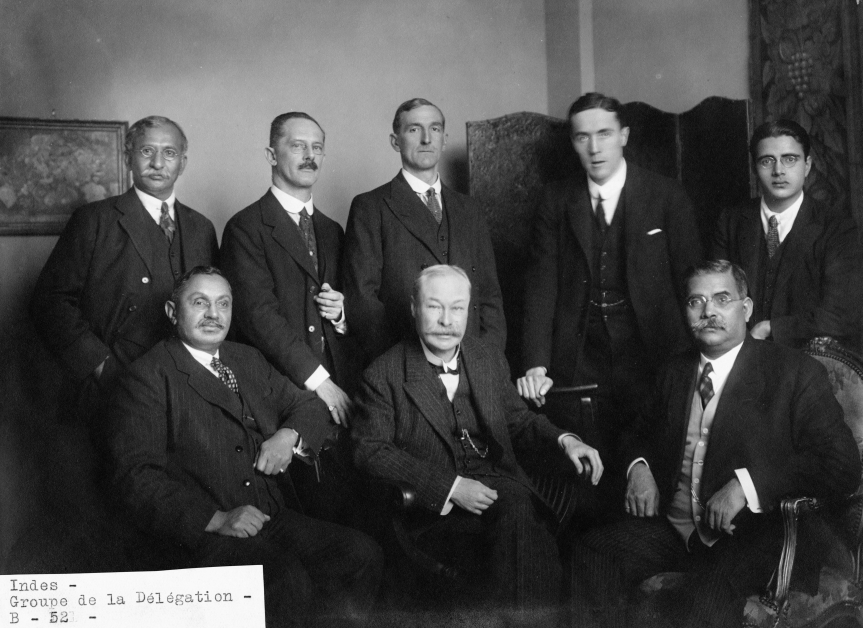 An anomaly among anomalies: Colonial membership at the League ofNations