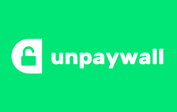 Unpaywall & co.