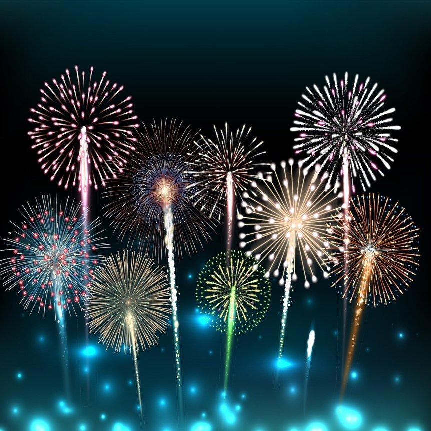 Bonne année ! / Happy newyear!