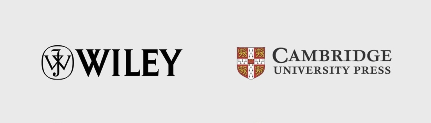 Open Access – a Cambridge Webinar and News from Wiley